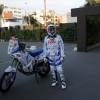 Sjaak Martens kijkt uit naar start van de Dakar Rally